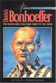 Cover of: Dietrich Bonhoeffer