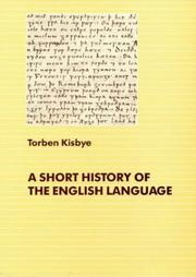 A short history of the English language by Torben Kisbye