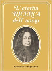 Cover of: L'Eterna Ricerca Dell'Uomo/Man's Eternal Quest