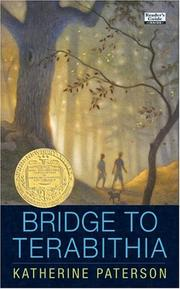 Cover of: Bridge to Terabithia | Katherine Paterson