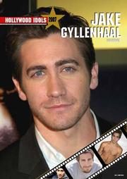 Cover of: 2007 Jake Gyllenhaal Poster Size Wall Calendar | Imagicom