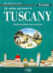 Cover of: Tuscany the Taste Guide (The Taste Guides)