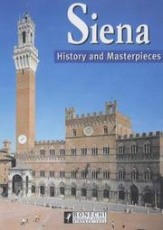 Cover of: Siena (Bonechi Travel Guides)