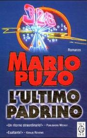 Cover of: Ultimo Padrino