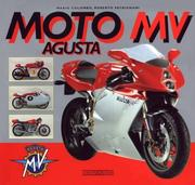 Cover of: Moto Mv Agusta | Mario Colombo