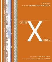 Cover of: Cities: X Lines by