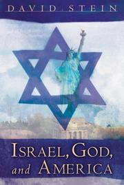 Cover of: Israel, God and America