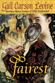 Cover of: Fairest | Gail Carson Levine