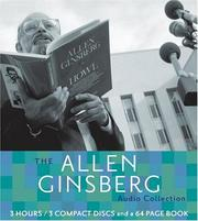 Cover of: Allen Ginsberg CD Poetry Collection: Booklet and CD
