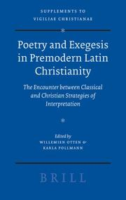 Cover of: Poetry and exegesis in premodern Latin Christianity