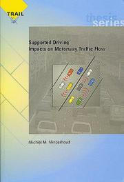 Cover of: Supported Driving | Michael M. Minderhoud