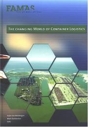 Cover of: Changing World Of Container Logistics |