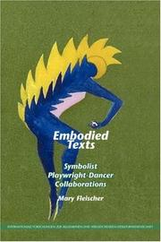 Cover of: Embodied Texts | Mary Fleischer