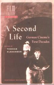 Cover of: A Second Life