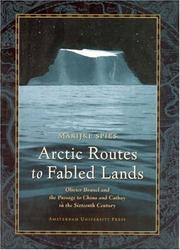 Cover of: Arctic Routes to Fabled Lands