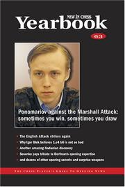 Cover of: Ponomariov Against the Marshall Attack: Sometimes You Win, Sometimes You Draw |