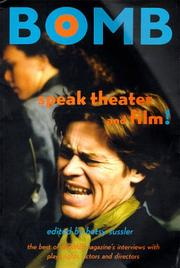 Cover of: Speak Theater and Film!