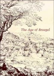 Cover of: The Age of Bruegel