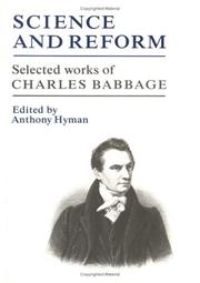 Cover of: Science and reform