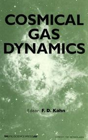 Cover of: Cosmical Gas Dynamics | Charles Kahn