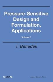 Cover of: Pressure-Sensitive Design