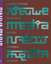 Cover of: New Media - Dutch Design |