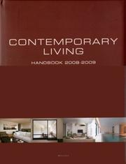 Cover of: Contemporary Living Handbook | Wim Pauwels