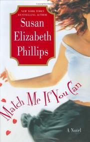 Cover of: Match me if you can | Susan Elizabeth Phillips.