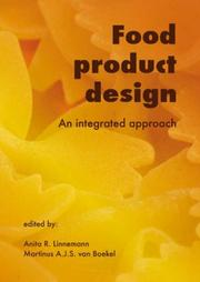 Cover of: Food Product Design |