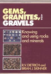 Cover of: Gems, granites, and gravels