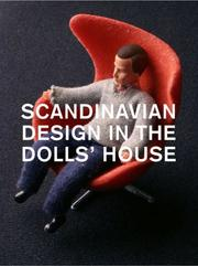 Cover of: Scandinavian Design in the Dolls House | Yvette Wadsted