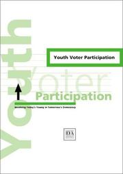 Cover of: Youth Voter Participation | Patricio Aylwin Azocar