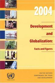 Cover of: Development And Globalization |