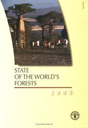Cover of: State of the world's forests, 2005