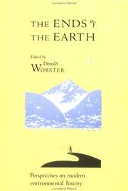 The Ends of the Earth (Studies in Environment and History)