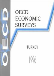 Cover of: Oecd Economic Surveys 1995-1996