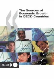 Cover of: The Sources of Economic Growth in OECD Countries | OECD. Published by : OECD Publishing