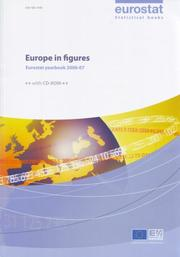 Cover of: Europe in Figures - Eurostat Yearbook 2006-07 (Eurostat Yearbook)