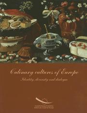 Cover of: Culinary Cultures of Europe | Dara Goldstein