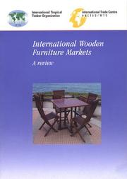 Cover of: International Wooden Furniture Markets |