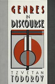 Cover of: Genres in discourse