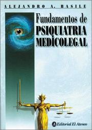 Cover of: Fundamentos de Psiquiatria Medico Legal