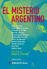 Cover of: El misterio argentino