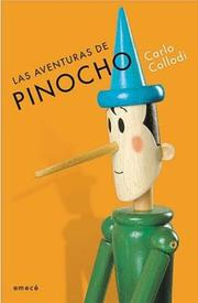 Cover of: Pinocho