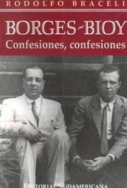 Cover of: Borges - Bioy