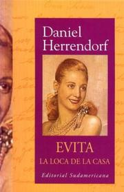 Cover of: Evita, la loca de casa