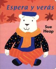 Cover of: Espera y Veras