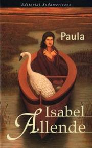 Cover of: Paula - Bolsillo