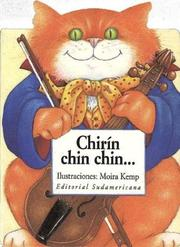 Cover of: Chirin Chin Chin