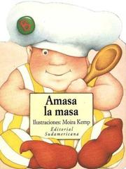 Cover of: Amasa La Masa